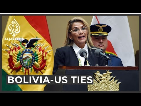 Bolivia's Interim Government Appoints First US Envoy In 11 Years