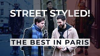 Street Styled | Best Dressed Men In Paris | Men