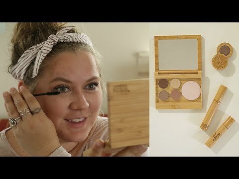 Zero Waste Make Up // 3 Looks with 1 Palette | Elate Cosmetics Review