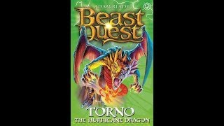 Beast Quest Reviews Series 8 - Torno The Hurricane Dragon