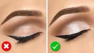 EASY TRICKS to make shimmer eyeshadows POP!