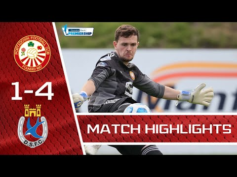 Portadown Dungannon Goals And Highlights