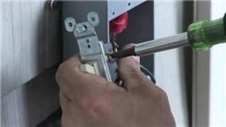 Electrical Help : How to Install a Light Switch Outside