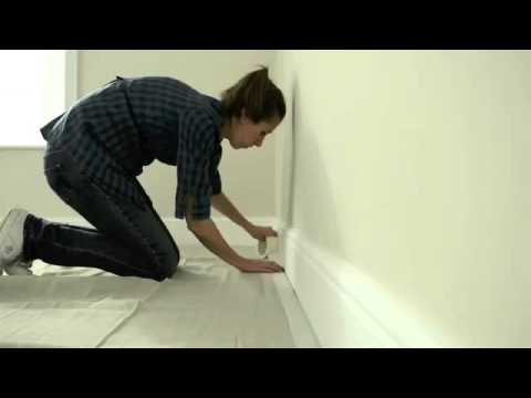How to paint a ceiling by Johnstone's