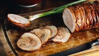 How to Make Chashu (Japanese Braised Pork Belly) (Recipe)シャーシュー(煮豚)の作り方 (レシピ)