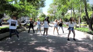 Hallyu Beat- Kiss Kiss (Ladies Code) Dance Cover