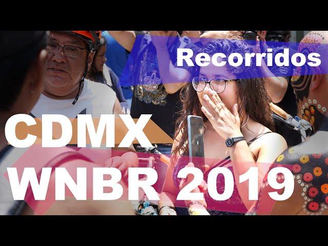 WNBR CDMX 2019