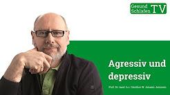 Aggressiv, depressiv & unkonzentriert wegen Schlafmangel & Schlafstörungen