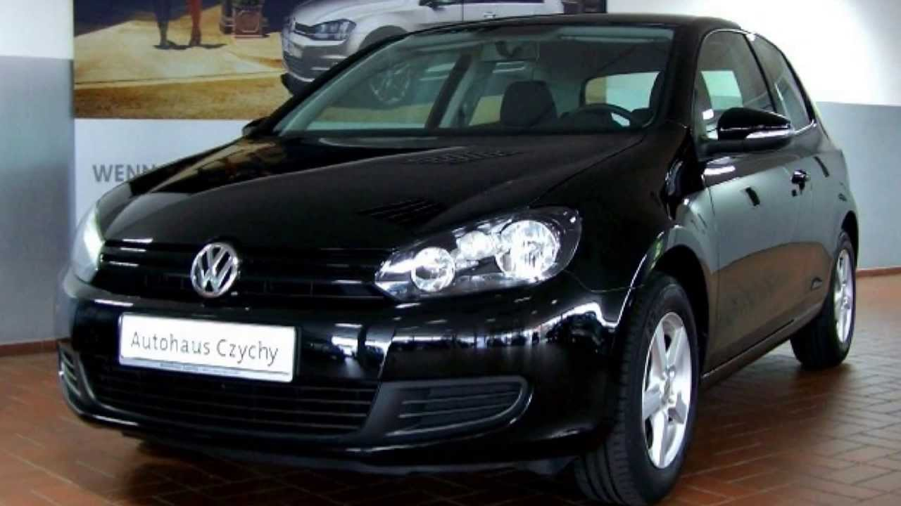 volkswagen golf vi 1 4 trendline 9p442233 tagfahrlicht golf vi 2009 trendline youtube. Black Bedroom Furniture Sets. Home Design Ideas