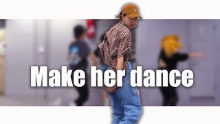 [GirlsHipHop] 사이먼 도미닉 (Simon Dominic) - Make her dance / choreography - AngGo / 은평구댄스학원