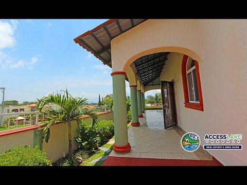 Casa Garden Houses In Las Fuentes Jocotepec Jalisco Mexico