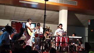 "RKC junior band playing ""Papa kahte hain"""