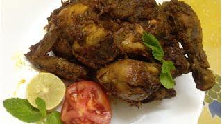 kozhi nirachathu stuffed chicken with gravy malabar dish