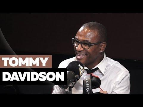 Tommy Davidson On In Living Color + An OJ Simpson Joke Gone Wrong