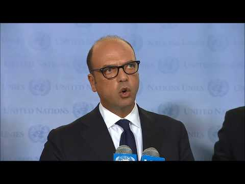 ICP Asks FM Angelino Alfano If Italy funds Libyan militia to detain refugees: he denies it