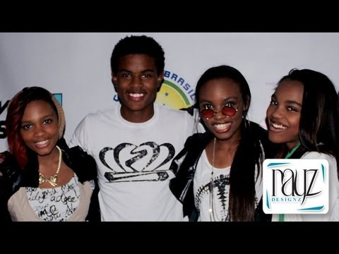Behind the Scenes of Trevor Jackson's 16th Birthday Party ...  Behind the Scen...