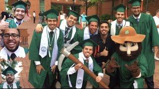 They graduated.. ll تخرجوا الشباب