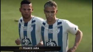 FIFA 18 バチューカ vs グレミオ やってみた    PACHUCA VS GREMIO