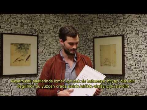 Jamie Dornan - Broadcasting Press Guild Awards Konuşması (Türkçe Altyazılı)