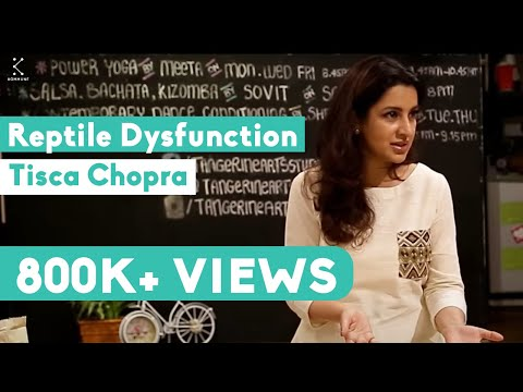 Reptile Dysfunction - Tisca Chopra | The Storytellers