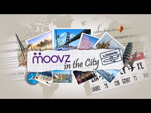 London   Moovz in the City