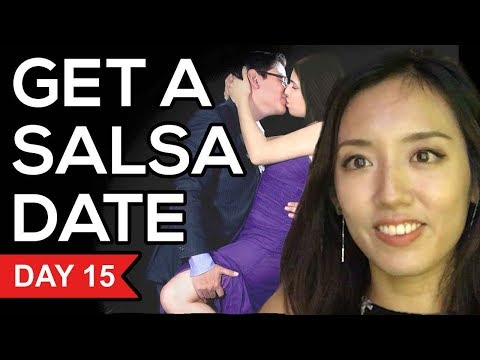 How To GET A DATE At Salsa? | Create Your Dream Relationship [Day 15]