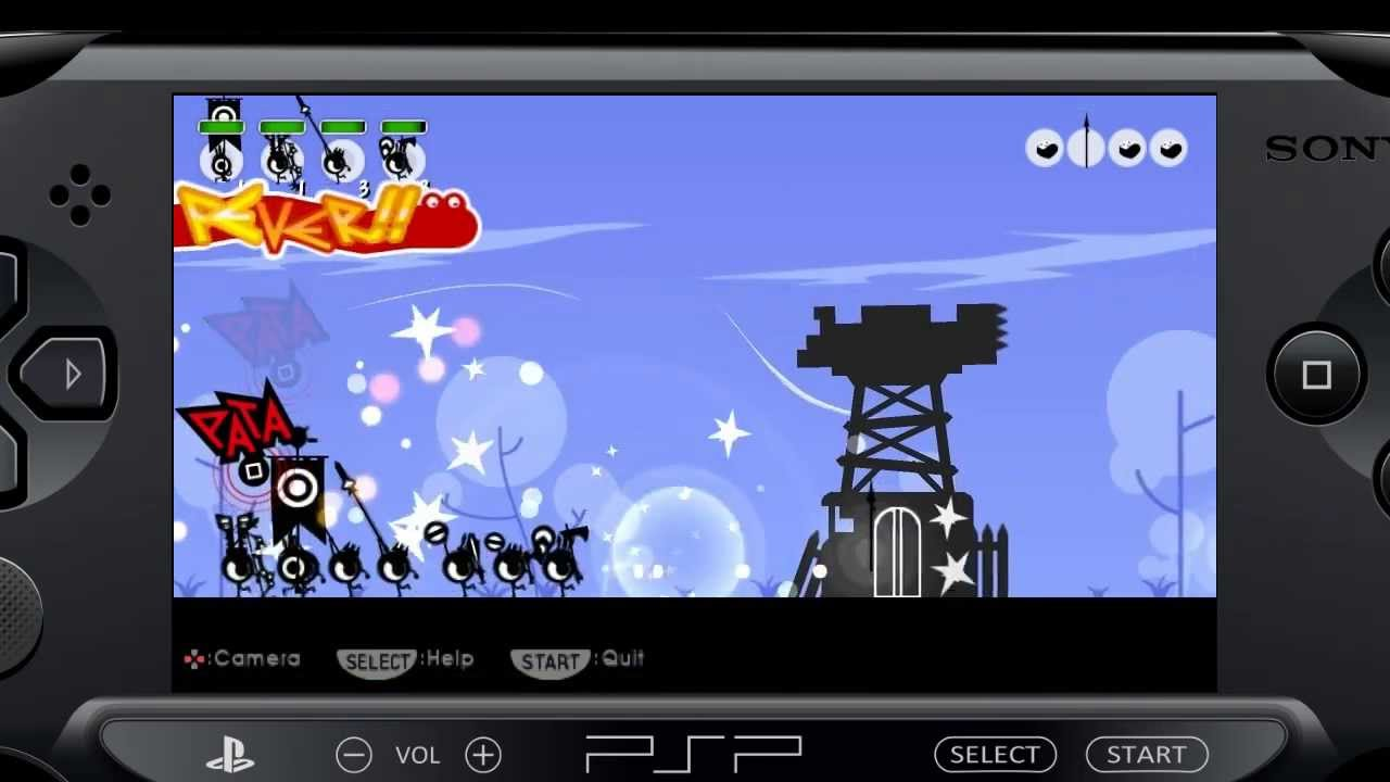 LocoRoco 2 - PSP - ISO Download PortalRomscom