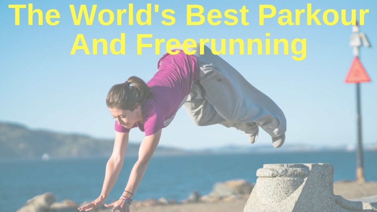 People are awesome - Amazing Parkour & Freerunning  videos (New)