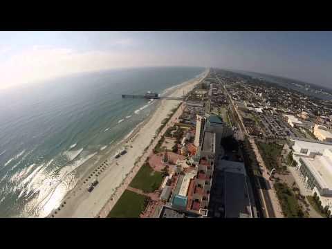 SHARK!!!!!!! Daytona Beach, FL