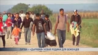 Литва – «дырявая» новая родина для беженцев