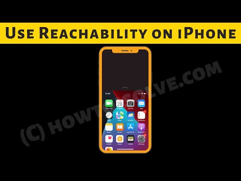 iOS 14: How to Turn on Reachability on iPhone 12 (Pro Max), 11, XR, XS Max, X, 8 Plus, 7 Plus