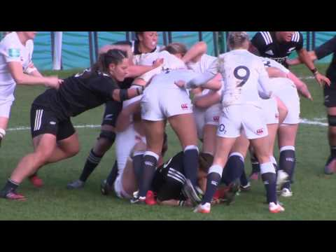Video: Sarah Hunter On England's Defeat To New Zealand