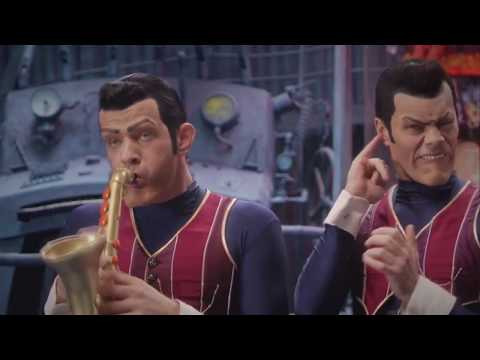 We Are Number One but it's text to speech from Moonbase Alpha