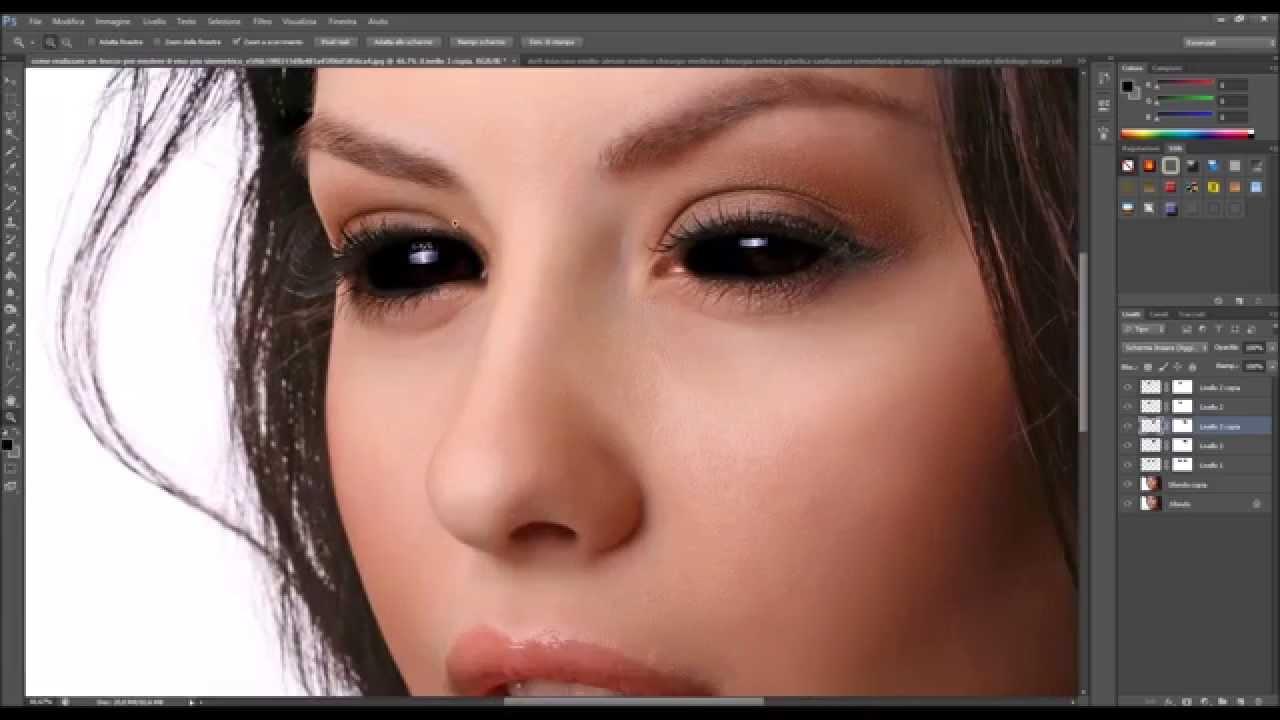 Create A Devil's Eye Photoshop Tutorial - DesignCrowd