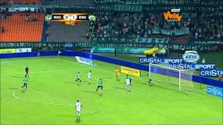(Resumen) Atlético Nacional 1 - 2 Equidad. Fecha 7 Liga Postobón 2014-I - Win Sports
