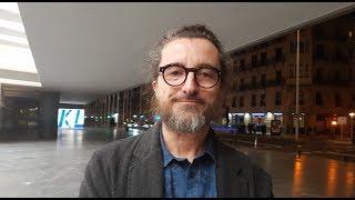 Eastwind entrevista a Miguel Garcia Vizcaino en el cdec 2019