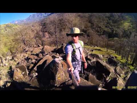 Fresno Adventures- Mill creek hike