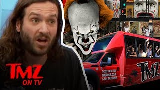 The IT Experience  Chapter Two! | TMZ TV