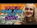 Work At Home Jobs 2019 - Legit Make Money From Home