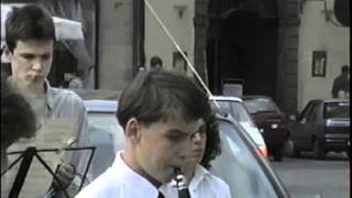 Prague Street Music - 1992