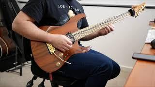 Joe Satriani - Flying In A Blue Dream (Cover)
