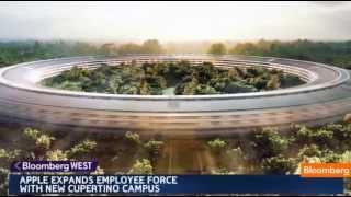Apple's New Spaceship Campus: A Hiring Boom