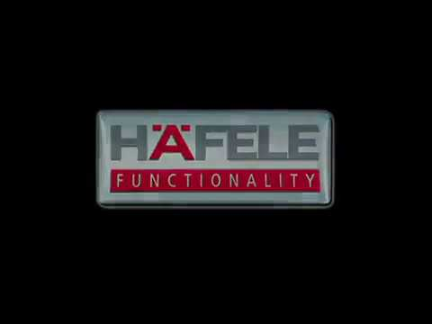 Фурнитура для кухни Hafele: выбираем подходящие изделия