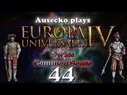 EUIV Swiss Common Sense 44 (What's your occupation)