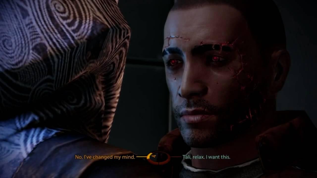 Mass Effect 3 Tali Face - Porn Tube 2018-9930
