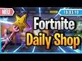 Fortnite Daily Shop *NEUE* STARWAND PICKAXE (19 März 2019)