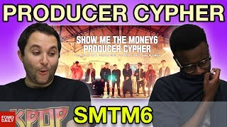 SMTM6 Producer Cypher • Fomo Daily Reacts