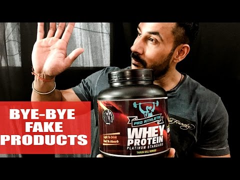 No more fake protein products