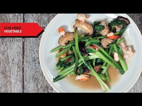How to make thai food at home stir fried vegetables for At home thai cuisine