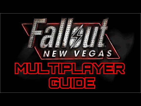 How to play New Vegas Multiplayer (NV:MP)